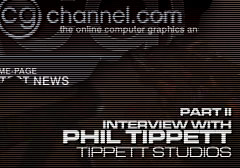 Phil Tippett on Starship Troopers 2!