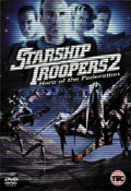 Starship Troopers 2: DVD Cover