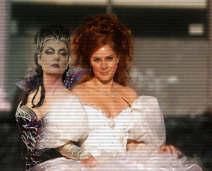Evil Queen & Giselle